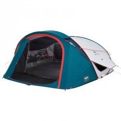 Tente de camping 2 SECONDS 3 XL FRESH&BLACK   3 personnes blanche