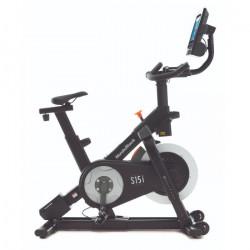 NORDICTRACK - Vélo d'appartement Commercial S15i Studio Cycle Connecté iFIT/ 22 Niveaux de résistance - Noir
