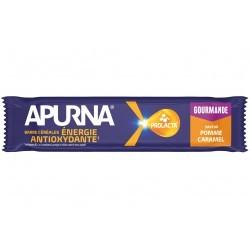 Apurna Barre énergétique - Pomme/Caramel Diététique Barres