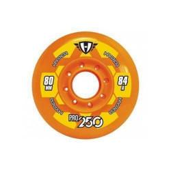Hyper roues pour rollers pro 250-orange - 72500-72