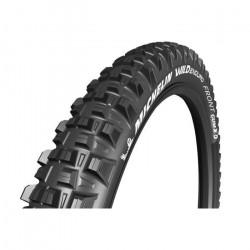 Michelin 27.5X2.40 (61-584) Wild Enduro Front Gum-X T.Ready Pneu de Vélo Mixte Adulte, Noir