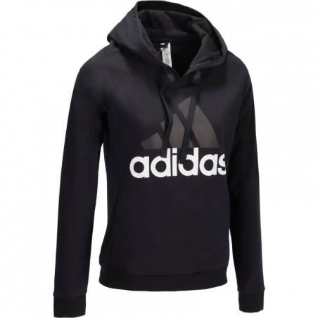 Sweat Adidas Gym & Pilates capuche logo femme