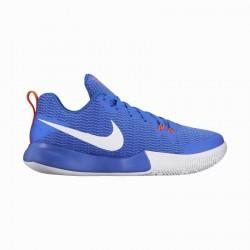 chaussure de basket NIKE ZOOM LIVE II BLEU adulte