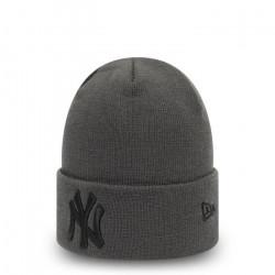Bonnet colour essential New York Yankees - gris/noir - TU