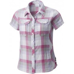 CHEMISE  femme COLUMBIA CAMP HENRY CMC