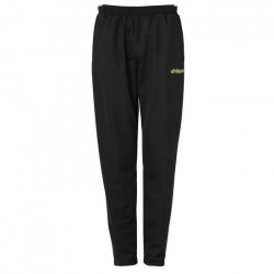 Pantalon junior Uhslport Liga 2.0 Classic - noir-vert flash - 14 ans