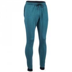 Pantalon 560 skinny Gym & Pilates homme bleu