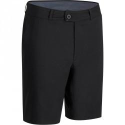 Bermuda de golf homme 900 temps chaud noir