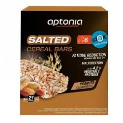 Barre de céréales SALTED CEREAL BAR Cachuètes 6x35g