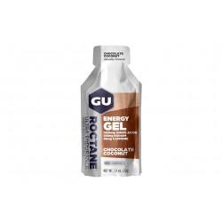 GU Gel Roctane Ultra Endurance - Chocolat/Noix de Coco Diététique Gels