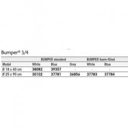 Cordages et amarres Défenses Plastimo Bumper 3/4 Standard 100