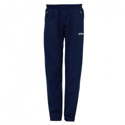 Pantalon classique junior Uhlsport Stream 3.0 - bleu marine-blanc - 10 ans