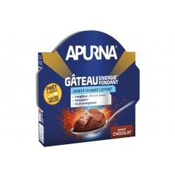 Apurna Gâteau Energie Fondant - Chocolat Diététique Préparation