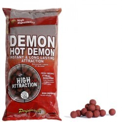 APPATS PECHE CARPE BOUILLETTES HOT DEMON 20MM 2,5