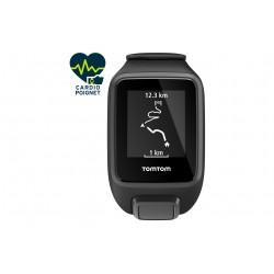 Tomtom Runner 3 Cardio Black Edition - Large Cardio-Gps