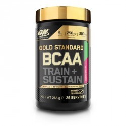 BCAA train & sustain fraise-kiwi 266G