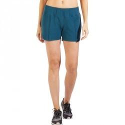 Short 520 Gym & Pilates Femme bleu turquoise