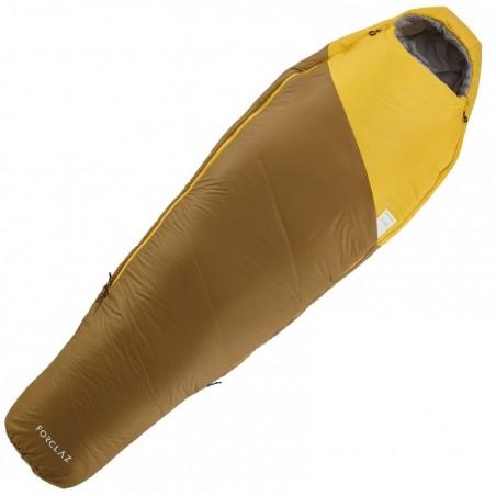 Sac de couchage de trek 500 5° light jaune