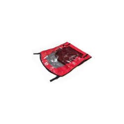BURLEY - Capote Rouge Pour Remorque Vélo Honey Bee (À Partir 2014)