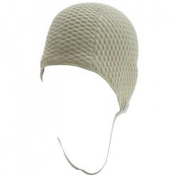 Bonnet de bain Gauffre blanc bonnet b - Arena UNI Blanc