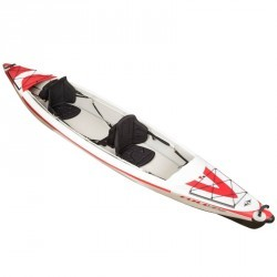 CANOE KAYAK GONFLABLE YAKKAIR FULL HAUTE PRESSION 2 PLACES