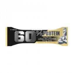 Barre de proteine 60% vanille