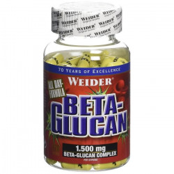 WEIDER Sachet de Beta Glucan 120 Gélules