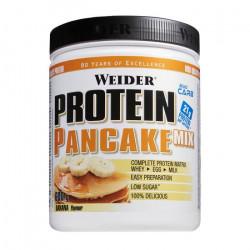 WEIDER - Protein Pancake Mix 600 g - Chocolat Blanc - Noix de Coco