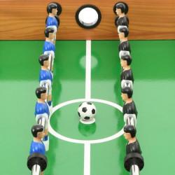 QID Table de jeu multiple 15 en 1 121x61x82 cm Érable