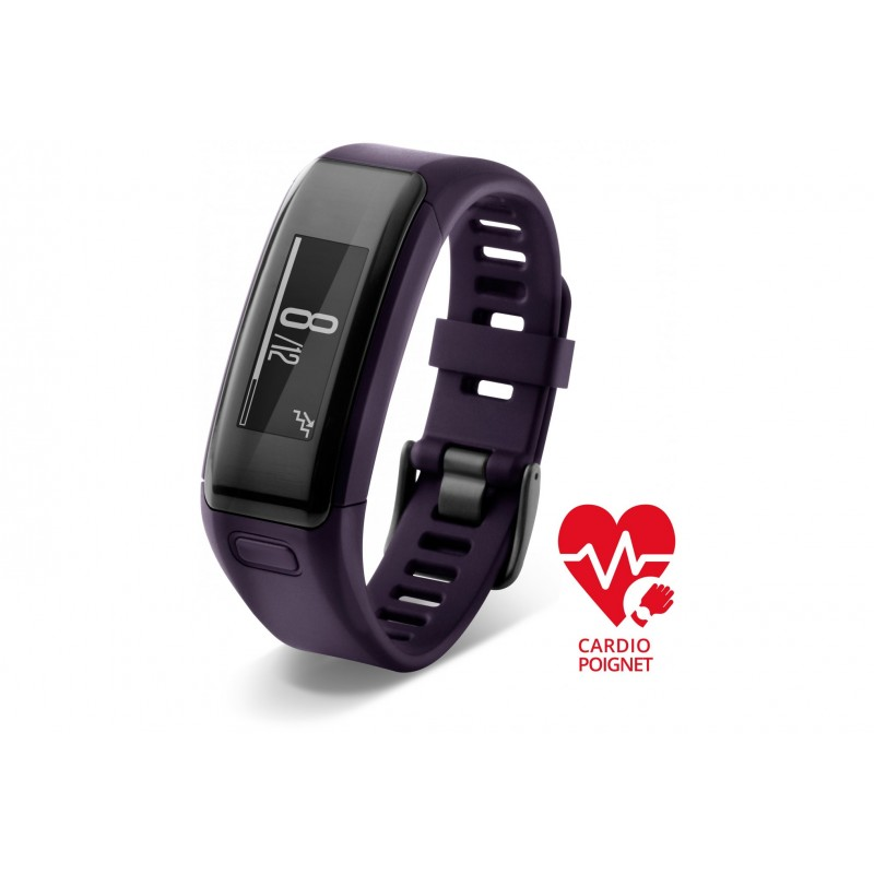 avis et test sur garmin vivosmart hr bracelet d 39 activit. Black Bedroom Furniture Sets. Home Design Ideas