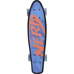 NERF SKATE VINTAGE 22,5- X-SKATE Noir Bleu