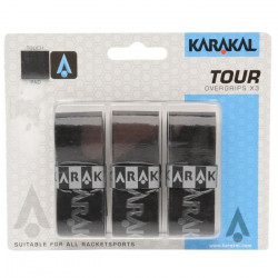 Karakal Tour Over Grips Lot De 3 Unisexe