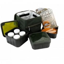 Starbaits Bait Box XL  Boîte de Pêche Rangement Accessoire Leurre Hameçon Compartiment Plastique