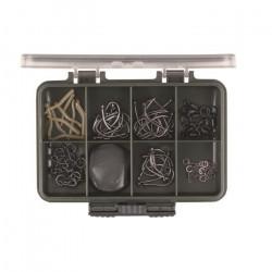 Boîte de rangement 8 compartiments Fox - gris - TU Chasse & Pêche