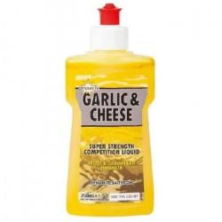 Dynamite Baits - Calmar Piquant - Power Smoke - XL Liquide Garlic & Cheese Aucun Unique