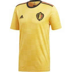 MAILLOTS FOOT   ADIDAS PERFORMANCE Maillot Adidas Performance Replica Belgique Extérieur FIFA World