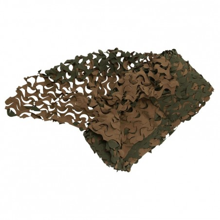 Filet camouflage woodland 3m X 2.4m