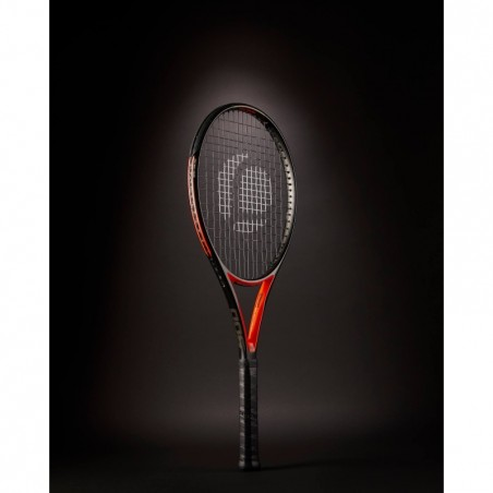 Raquette de tennis expert Tr 900  noir orange