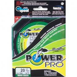 TRESSE POWER PRO - 2740M - JAUNE (Jaune - 2740 - 28/100 - 20)