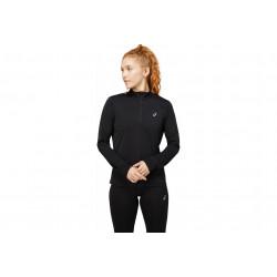 Asics Core 1/2 Zip W vêtement running femme