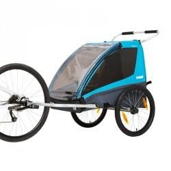 Remorque de vélo et poussette multisport Thule Coaster XT