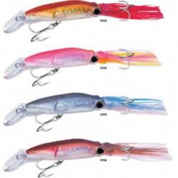 Leurre flottant yo-zuri 3d squirt - 19cm 19 42 a l'unité cpgr flottant gold red n°2-0