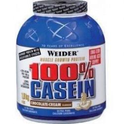 WEIDER Boîte de Day & Night Casein Choco Creme 1.8kg