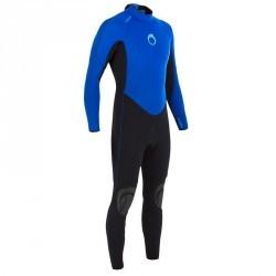 Combinaison SURF 100 Néoprène 4/3 mm Homme