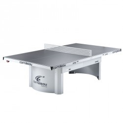 TABLE DE TENNIS DE TABLE 510 PRO OUTDOOR GRISE