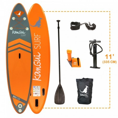 STAND UP PADDLE GONFLABLE BALI KANGUI