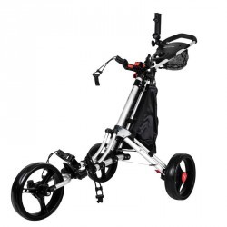 Chariot de golf 3 roues One Lock