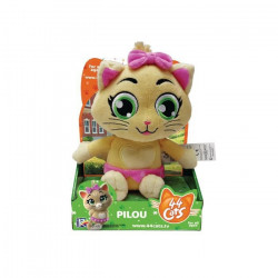 Peluche Musicale Pilou 44CATS - SMOBY