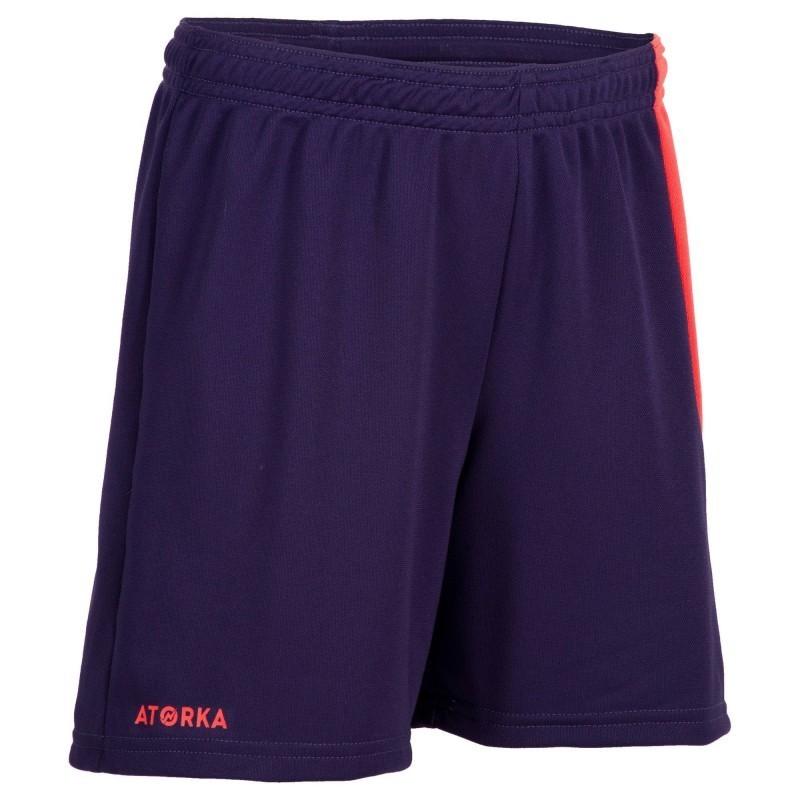 Avis   test - Short de handball H100 fille violet - ATORKA - Prix ae6ee572f38