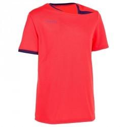 Maillot de handball H100 fille rose